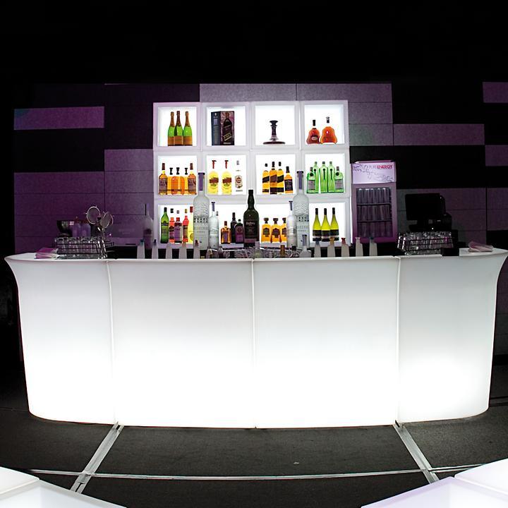 Leuchtelemente Jumbo Bar