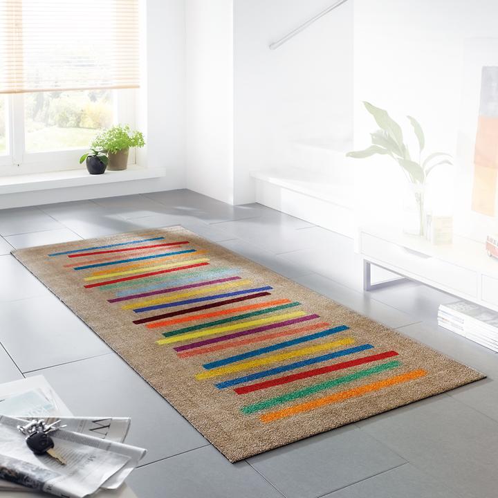 Teppichläufer Mixed Stripes