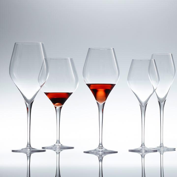Zwiesel-Kristallglas Serie FINESSE (8,65 EUR/Glas)