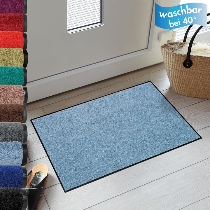 Fußmatte 50 x 75 cm waschbar