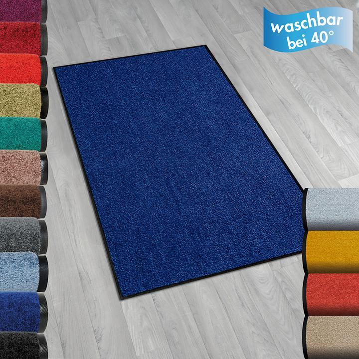Teppichläufer waschbar 75 x 120 cm