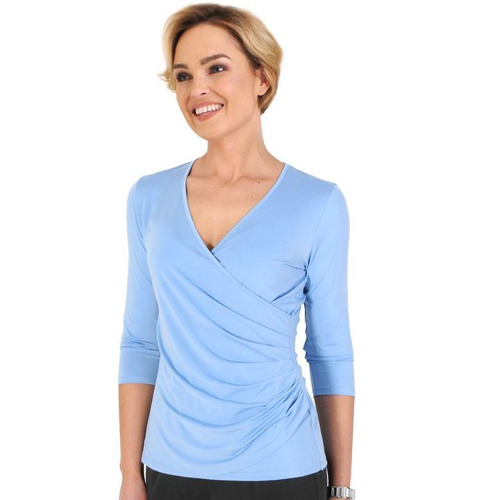 Shirt Lola blau Gr. 40