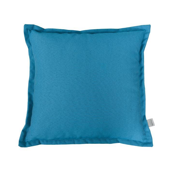 Zierkissen Soft blau