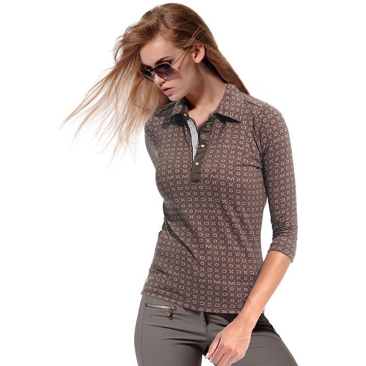Shirt Namika braun Gr. 42