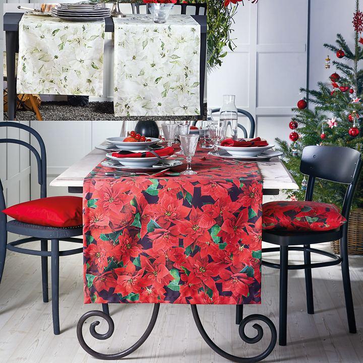 Textil-Kollektion Weihnachtsstern