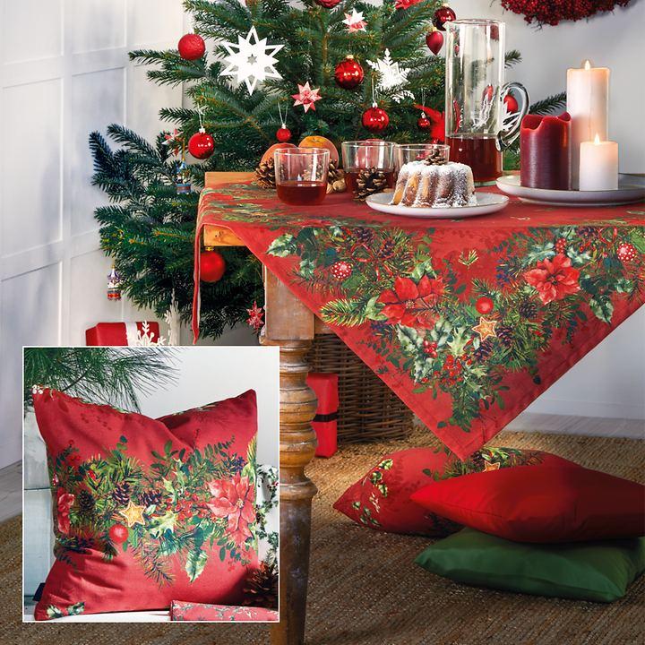 Textil-Kollektion Weihnachtsgirlande