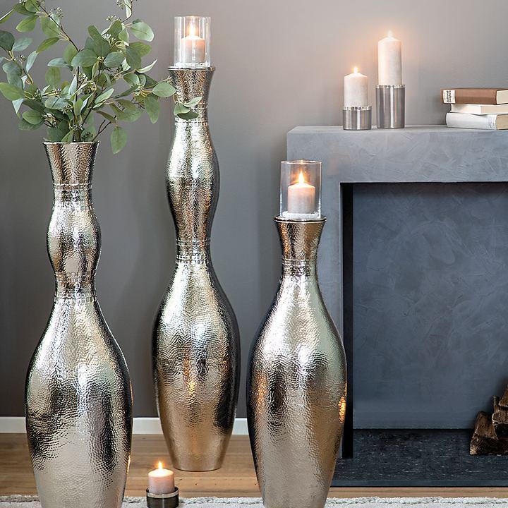 Bodenleuchter-Vase Carus