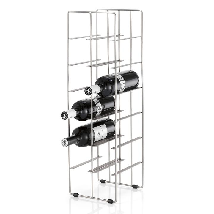 Weinregal Pilare 12 Flaschen | Küche und Esszimmer > Küchenregale > Weinregale | Silber