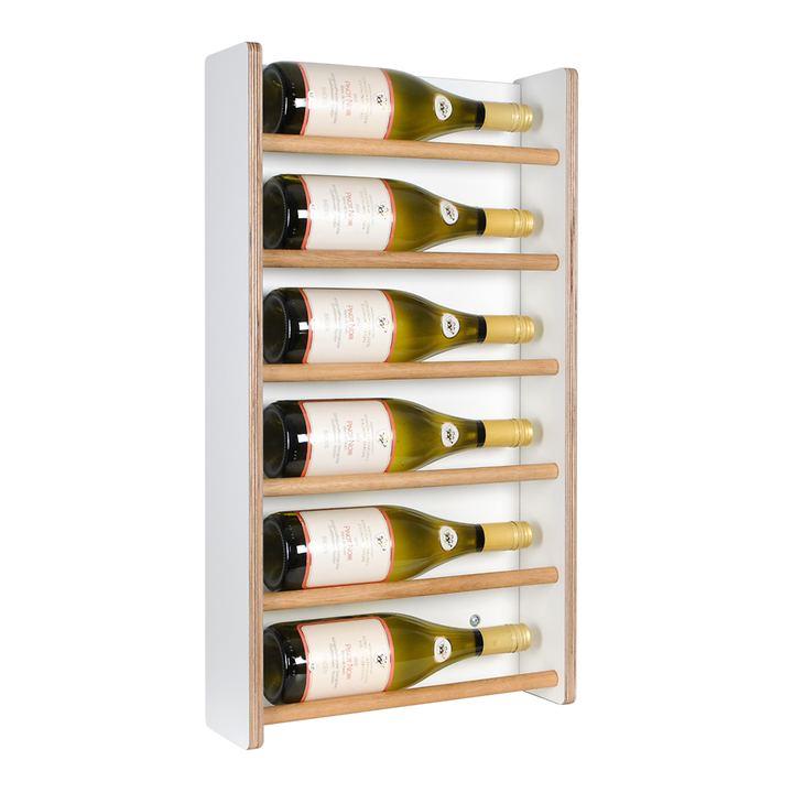 wand weinregal wine6 promondo. Black Bedroom Furniture Sets. Home Design Ideas