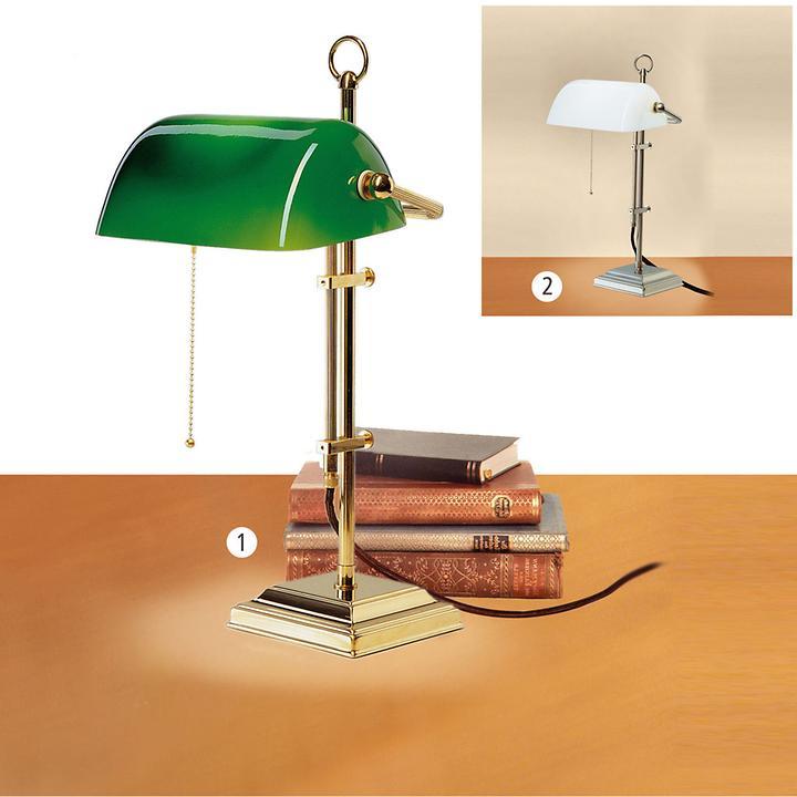 Tischleuchten Bankers Lamp