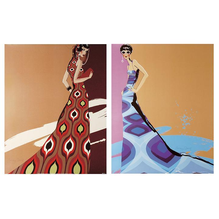 Bilder Fashionista I & Fashionista II