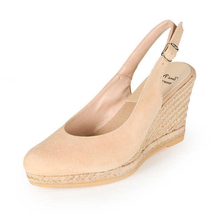 Sandalette Valencia beige Gr.41
