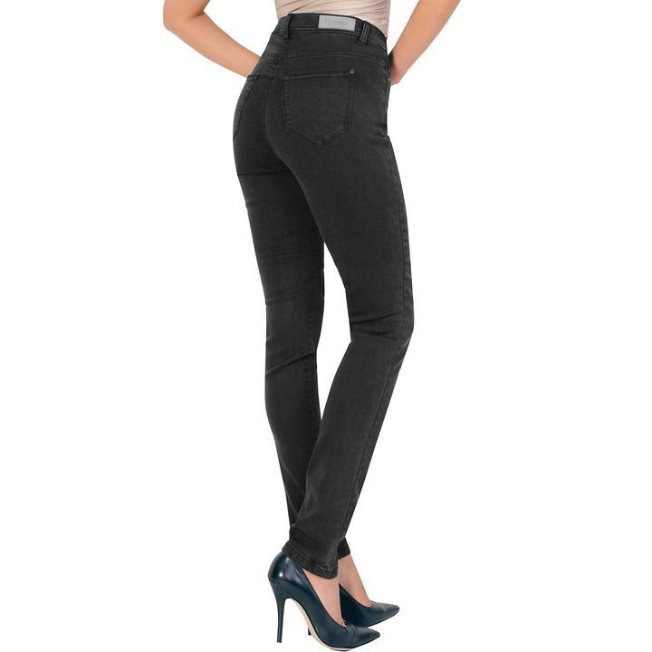 Jeans Lilo schwarz Gr. 44