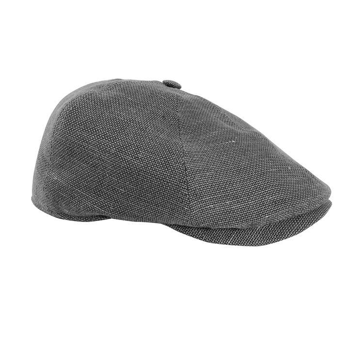 Flatcap Jean grau Gr. 58