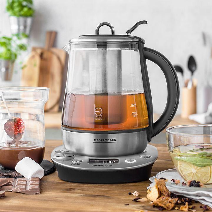 Wasser- & Teekocher Design Tea & More Advanced