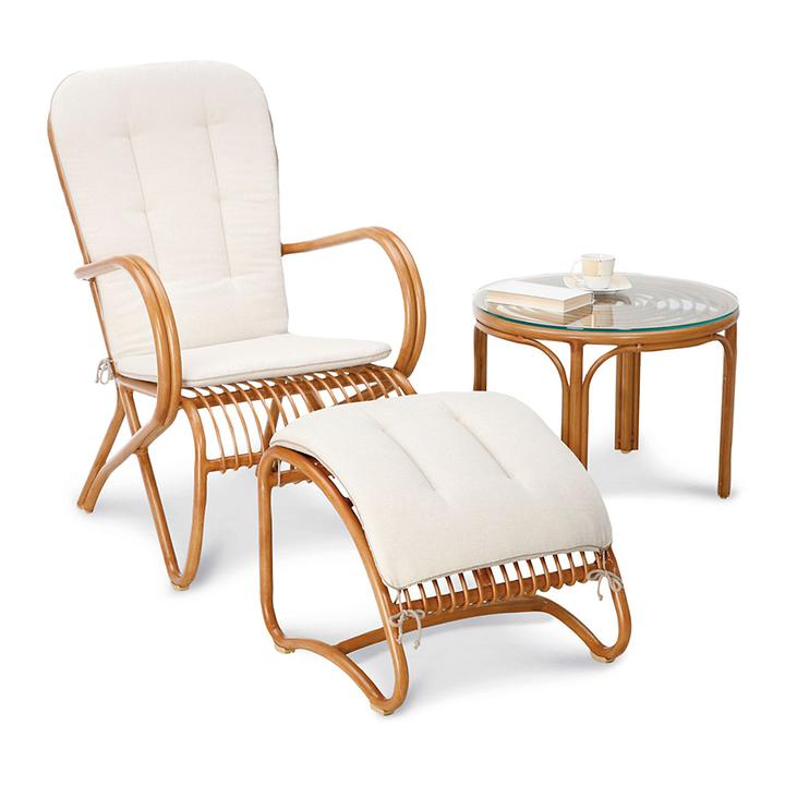 Alu-Lounge-Serie Bayon