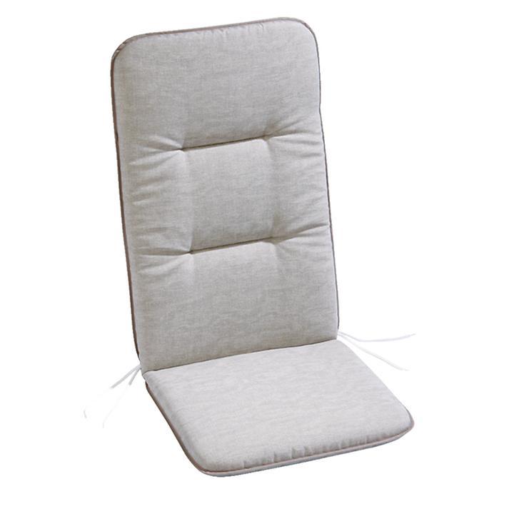 Hochlehner-Stuhlauflage Fashion-Line beige