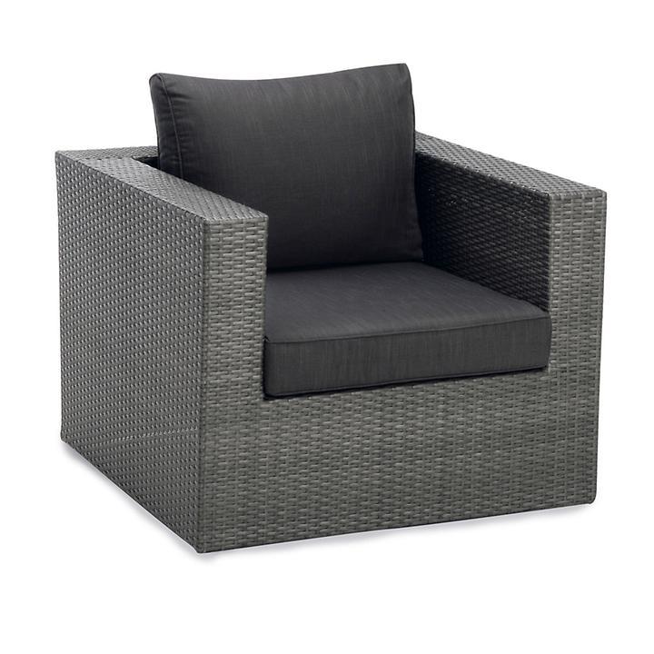 Lounge-Sessel Aruba inkl. Polster