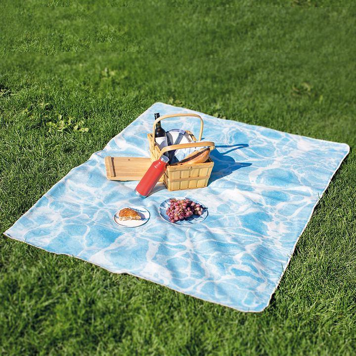 Picknick-Decke Silvretta