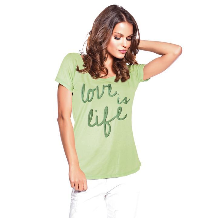 T-Shirt Love Gr. 40