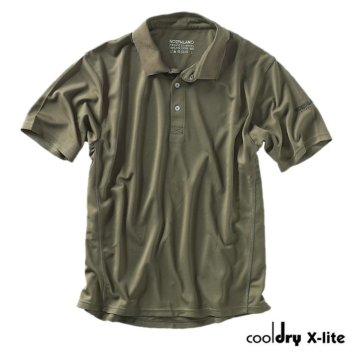 Herren-Polo-Shirt Cooldry
