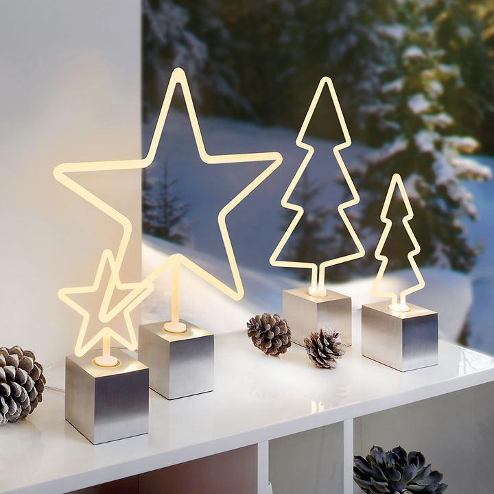 LED-Tischleuchten-Serie