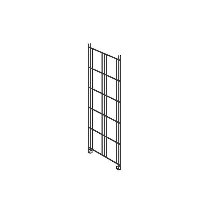 Leiter klein (Seitenwand) zu Metallregal Bill
