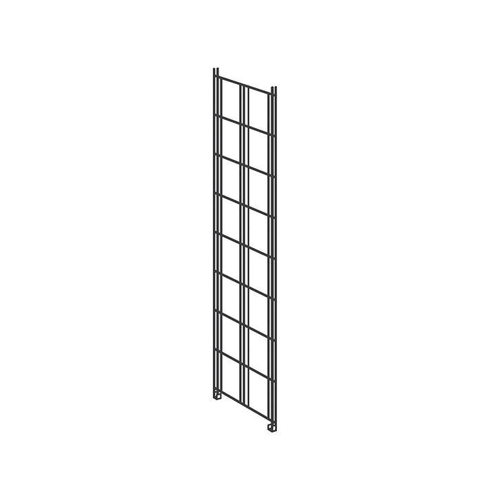 Leiter mittel (Seitenwand) zu Metallregal Bill