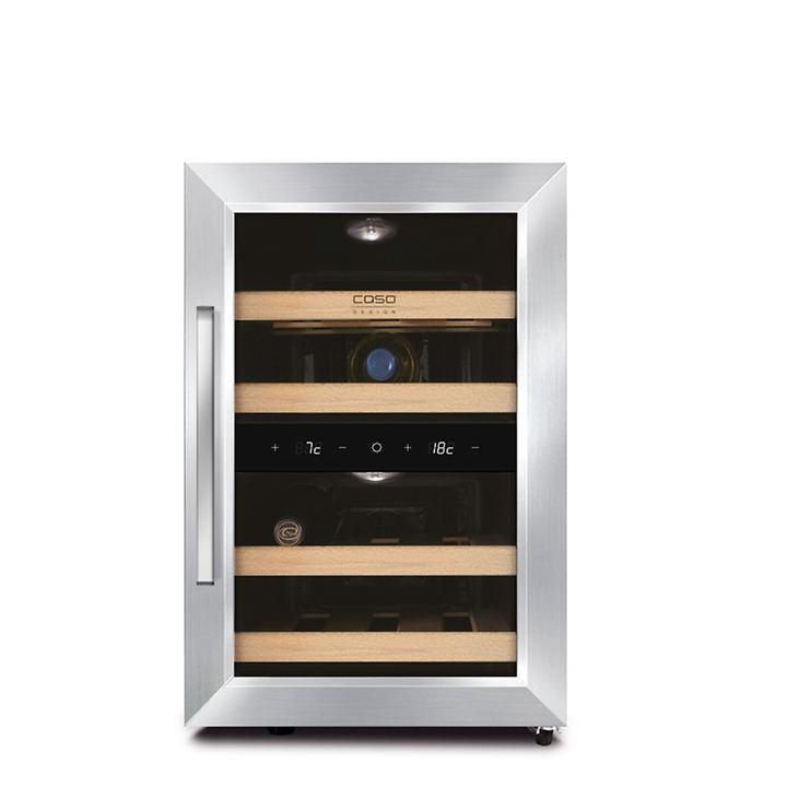 Weinkühlschrank WineDuett 120 für 12 Flaschen