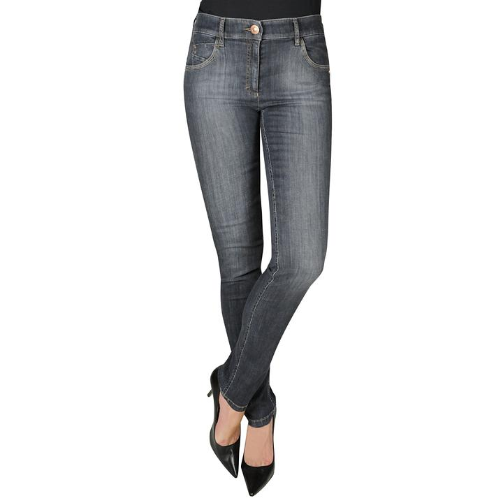 5-Pocket Slim-Fit Shaping Jeans