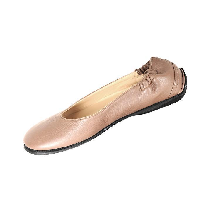 Damen-Ballerina Tamina taupe Gr. 41