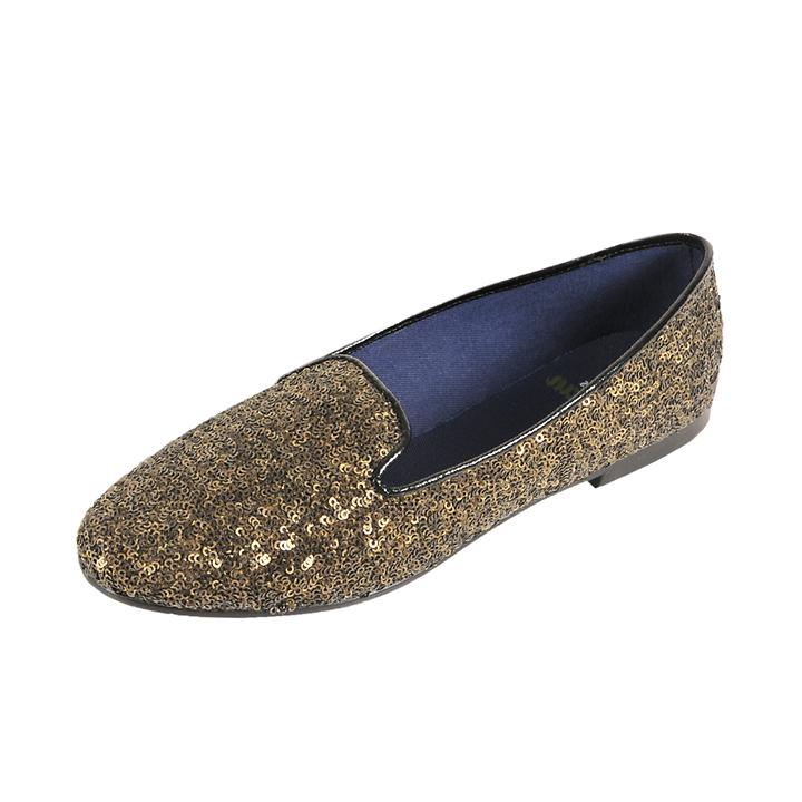 Loafer Montreal gold Gr. 39