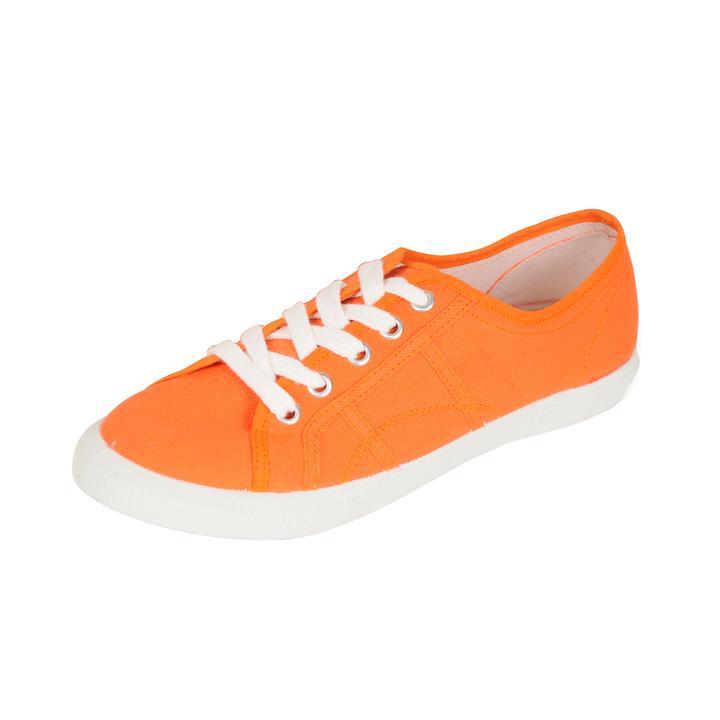 Sneaker Natural Orange