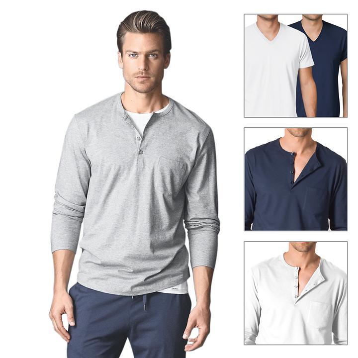 Homewear-Shirts und Longsleeves Remix