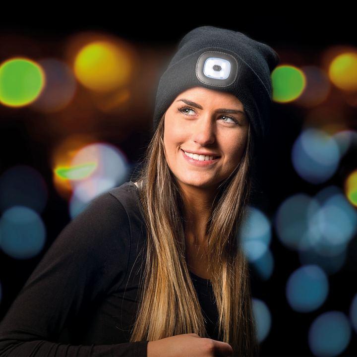 LED-Mütze