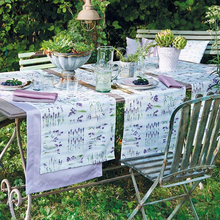 Tischwäschen-Serie Provence