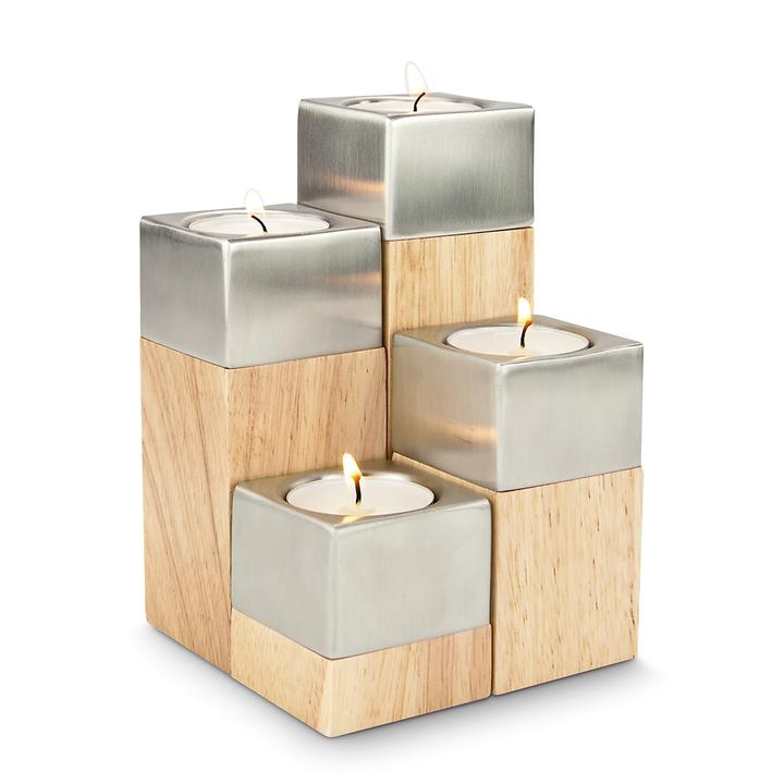 Teelicht-Set Luce