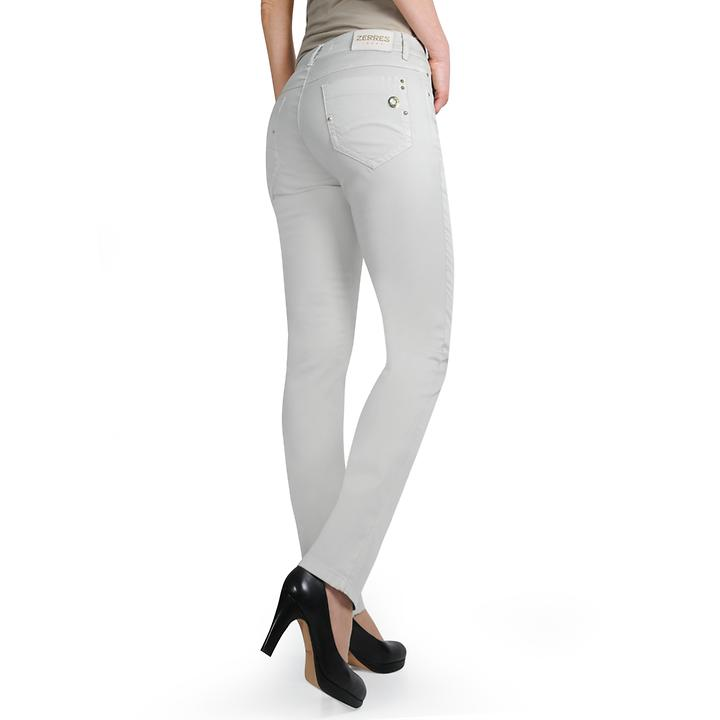 Schmal geschnittene 5-Pocket-Hose