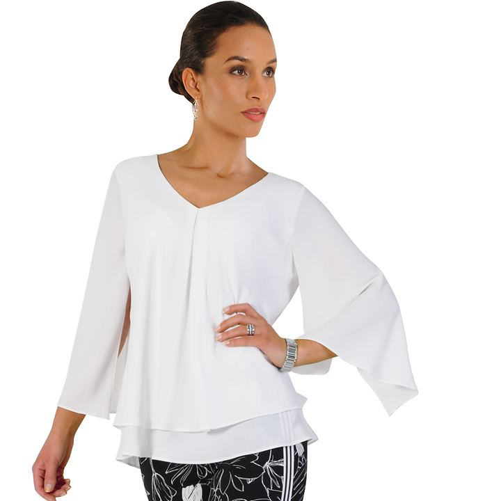 Tunika Maggy offwhite Gr. 48