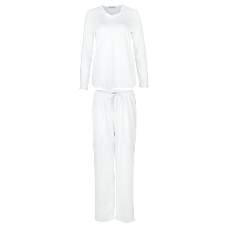 Pyjama Sambia weiß Gr. 44