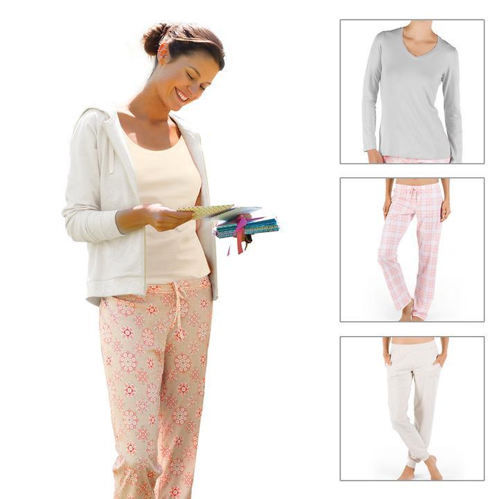 Anschmiegsame Loungewear aus Baumwolle