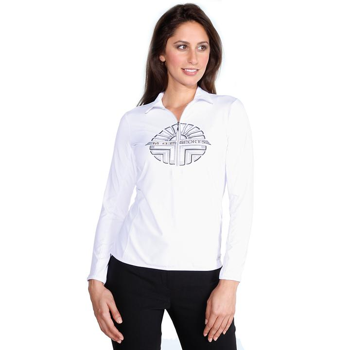 Langarm-Shirt Sports Gr. 40
