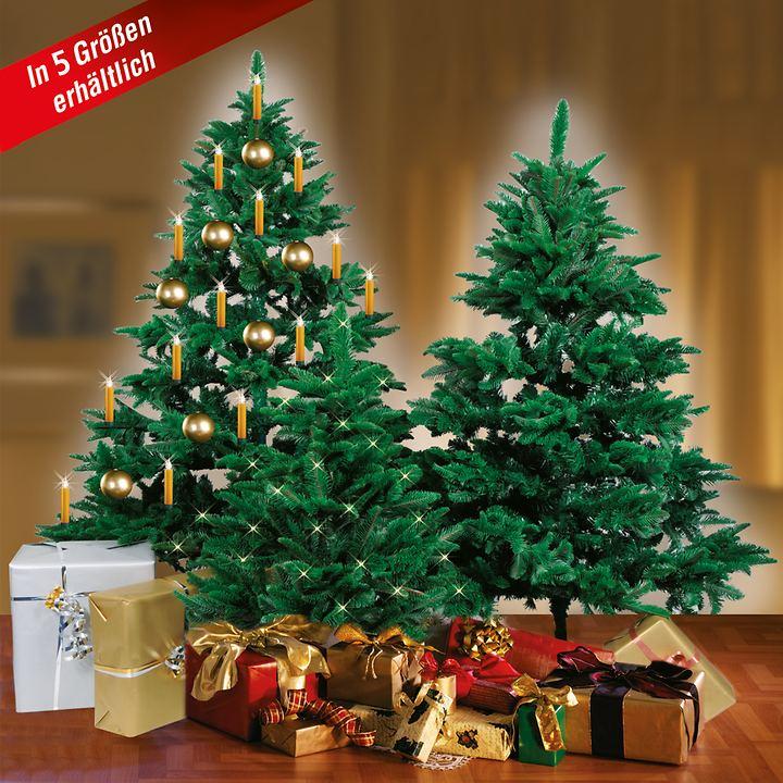 Kunst-Weihnachtsbäume Nordmanntanne