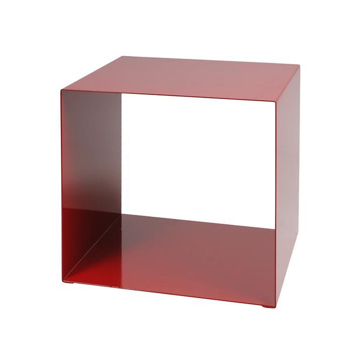 Regal-Würfel Quadrato rot | Wohnzimmer > Regale > Regalwürfel | Rot | CASA SELECT