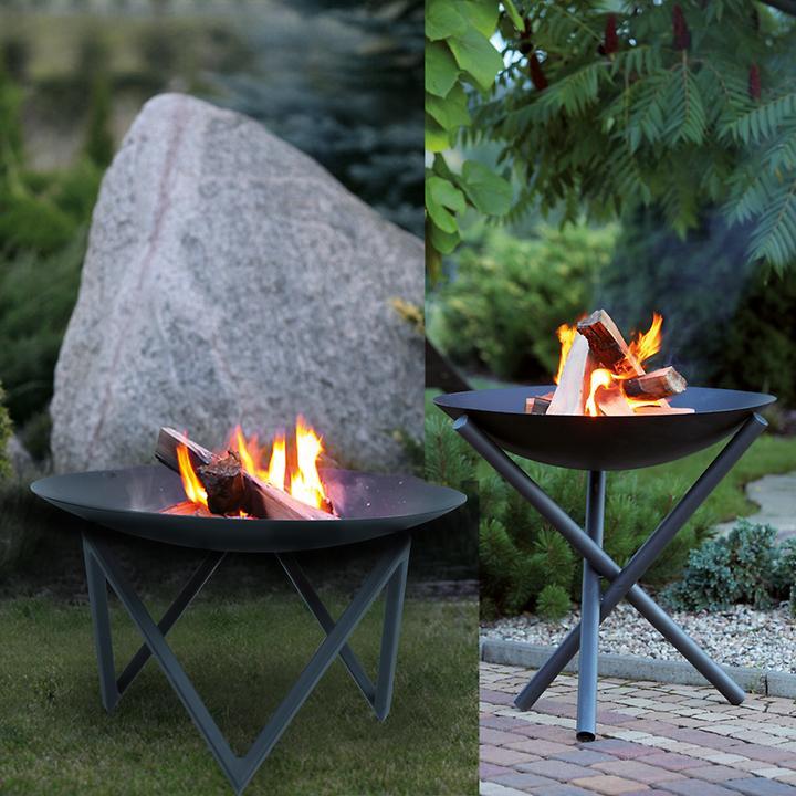 Design-Feuerschale Lava