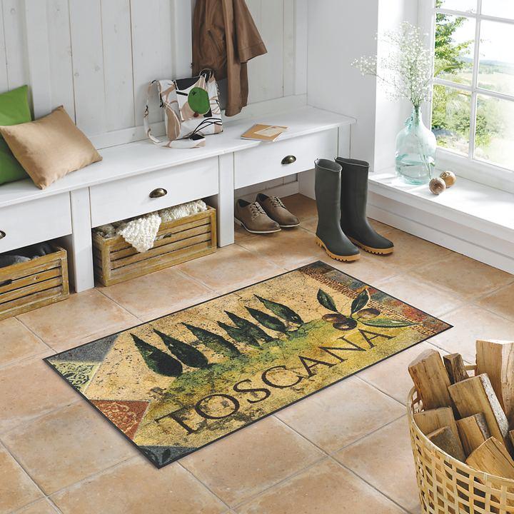 Fußmatten Toscana