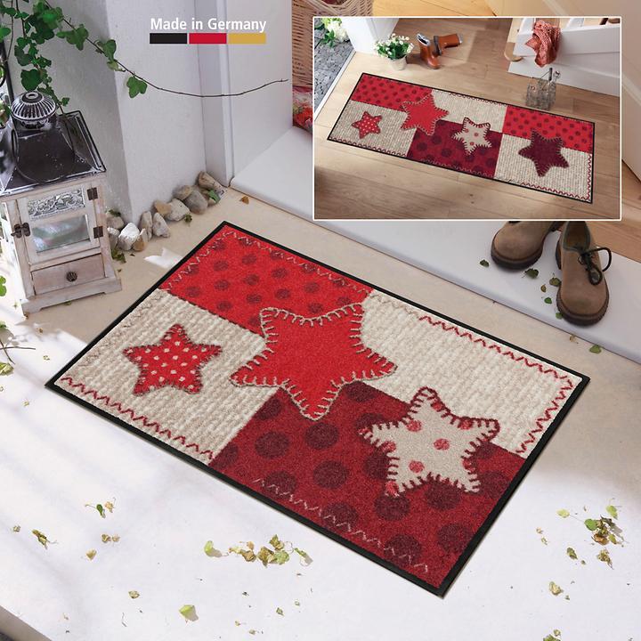 Fußmatte & Läufer Patch Star