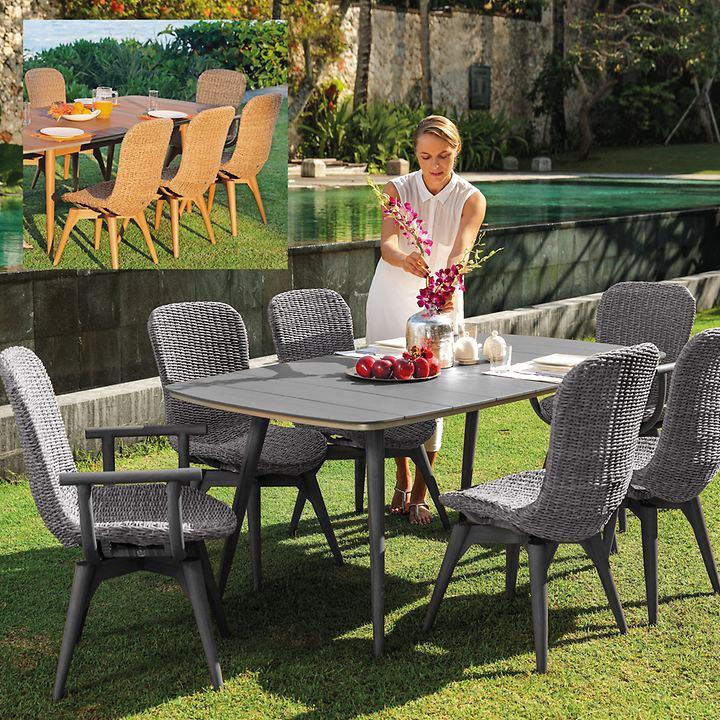 Gartenmöbel-Serie Orlando Twist