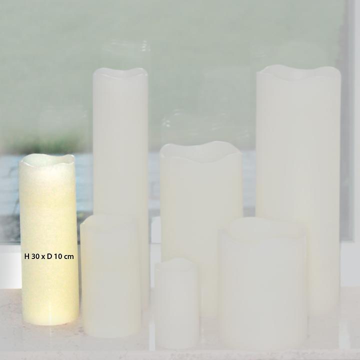 Led Kerzen Inkl Fernbedienung Promondo