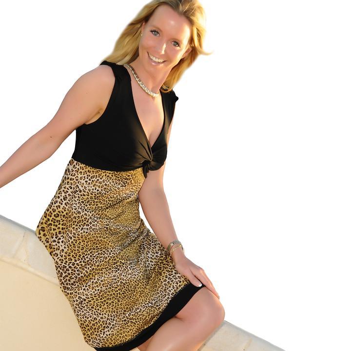 Designer-Kleid Leo, Gr.36